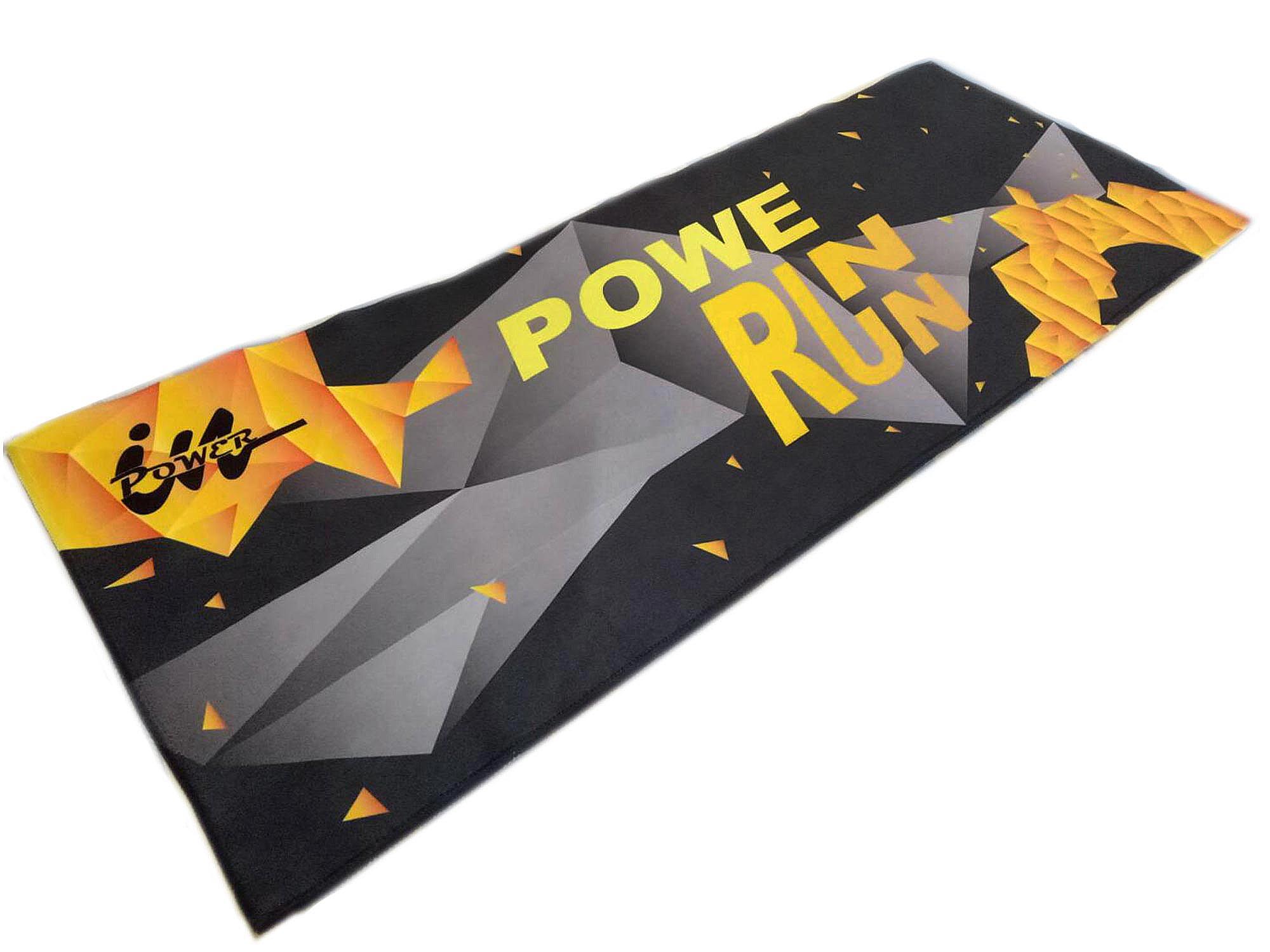 樂活報名網 - 2021 POWER IN RUN阿勃勒花季半馬-POWER IN 專利超級運動毛巾